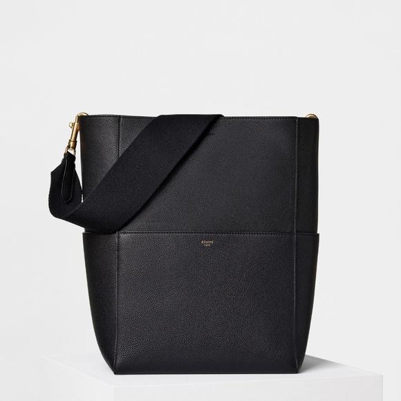 87c3a985ce39 Celine Handbags - CÉLINE 2016 SEAU SANGLE BAG